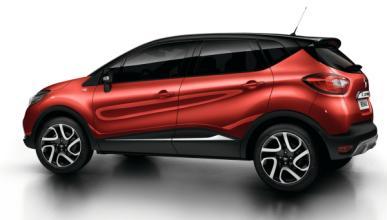 Renault Captur edición limitada Helly Hansen