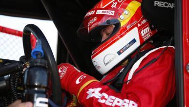 Antonio Albacete se pone a los mandos del Cepsa Truck Team