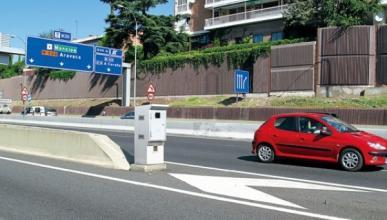 nueva ley de trafico 2014. detectores de radar