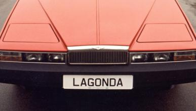 El nuevo Aston Martin Lagonda, cazado en los tests