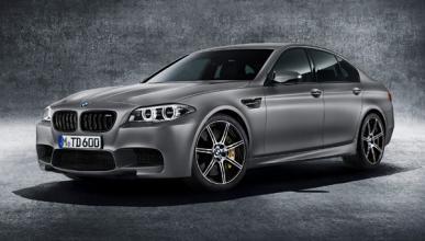 BMW M5 30 Aniversario: desde 159.000 euros