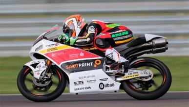 Clasificación Moto3 GP Francia 2014: pole para Vázquez