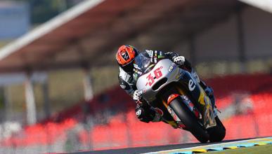 Carrera Moto2 GP Francia 2014: segundo triunfo de Kallio