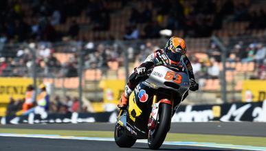 Resultados de carrera Moto2 GP Francia 2014