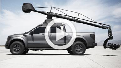 La mejor cámara para grabar vídeos todoterreno a 150 km/h