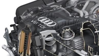 Audi presenta el nuevo motor V6 3.0 TDI