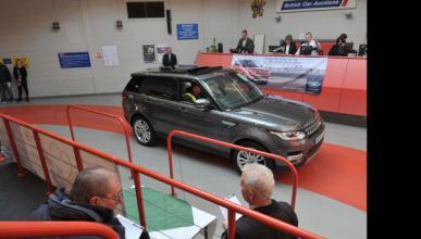 Hacienda subasta 71 vehículos oficiales por 196.100 euros