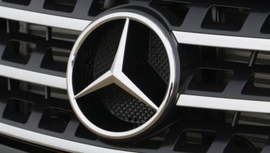 Cazado el nuevo Mercedes MLC 63 AMG