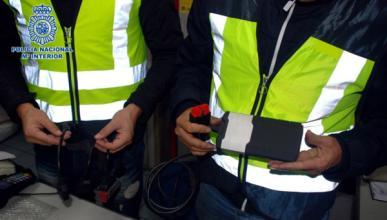 La Policía interviene 80 equipos falsificados de diagnosis