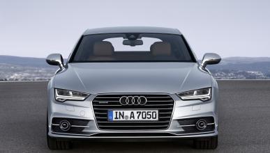 Audi A7 2014 frontal