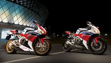 Ya disponible la nueva Honda CBR1000RR Fireblade y SP