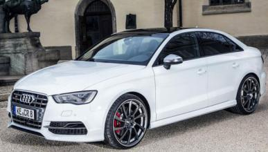 Audi S3 sedán ABT: 370 caballos