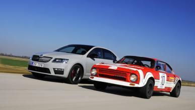 El Skoda RS cumple 40 años