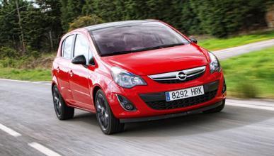 Opel Corsa 1.4 T delantera