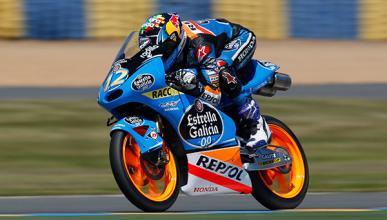 Libres 2 Moto3 GP Italia 2014: Alex Márquez coge el relevo