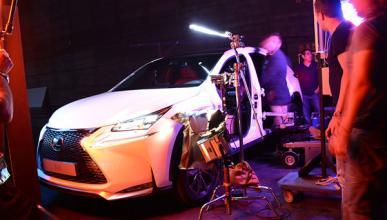 El director de Top Gear dirige el anuncio del Lexus NX 300h