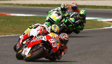 Carrera MotoGP GP Italia 2014: Márquez gana ante Lorenzo