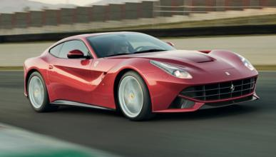 Décimo aniversario Ferrari