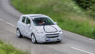 Varios equipos en toda Europa ultiman los últimos ajustes del Opel Corsa E