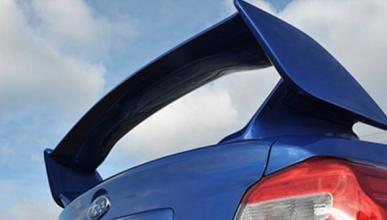 Así queda un Subaru WRX STI tras un 'crash test'