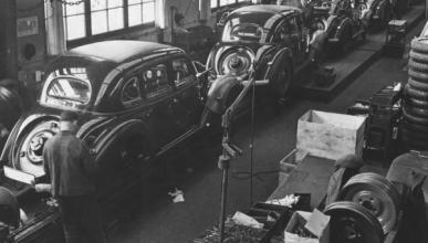 Audi utilizó esclavos durante la II Guerra Mundial