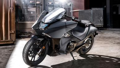 La Honda NM4 Vultus llega a España: su precio, 11.499 euros