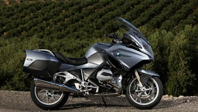 BMW notifica un problema en la nueva BMW R 1200 RT 2014