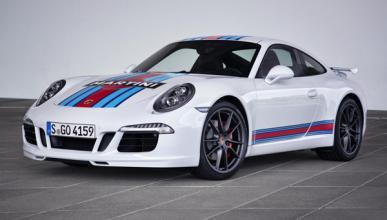 Porsche 911 S Martini Racing: homenaje a Le Mans