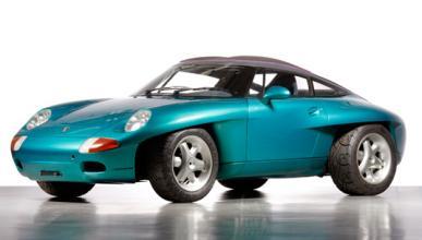 Los cinco Porsche más raros de la historia