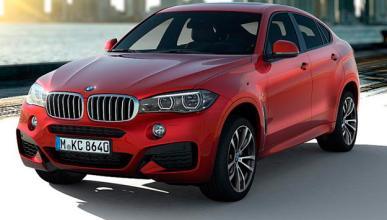 BMW X6 2014 paquete M delantera