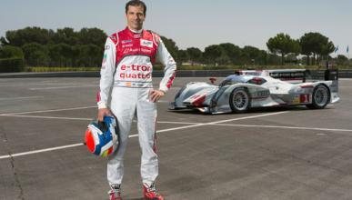 Marc Gené sustituirá a Duval en Le Mans 2014 con Audi