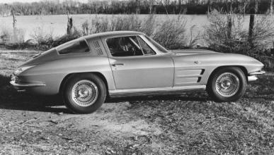 Corvette Stingray 1963 de Jay Leno's Garage