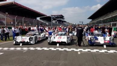 Le Mans 2014 online: las 24 horas de Le Mans en directo