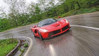 Jamiroquai se compra un Ferrari LaFerrari en verde