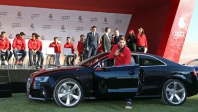 Mundial 2014: los coches de los jugadores de España