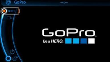 Desde Mini Connected se pueden controlar las cámaras GoPro
