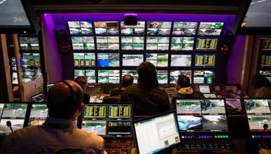 Así se hace la cobertura en TV de Le Mans