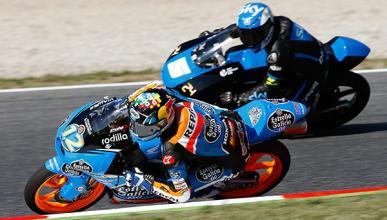 Resultados de carrera Moto3 GP Cataluña 2014