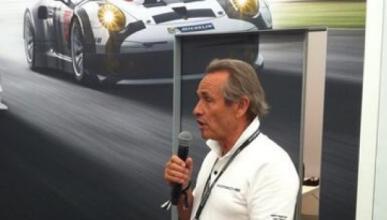 Ickx nos cuenta por qué Le Mans es para él tan especial