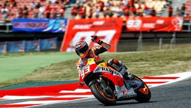 Carrera MotoGP GP Cataluña 2014: Márquez gana el duelo