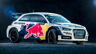 EKS desvela su Audi S1 para el Mundial de RallyCross