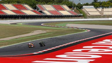 Test de MotoGP en Montmeló: Márquez extiende su dominio