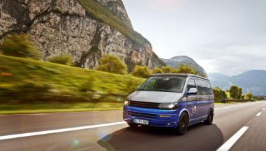 VW Spacecamper TH5: la autocaravana más rápida del mundo