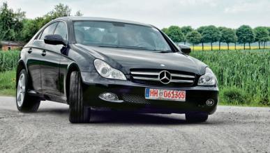 Mercedes CLS de segunda mano, a precio del VW Polo