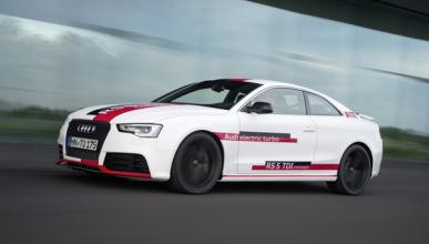 Audi RS 5 TDI Concept, el primer RS diesel