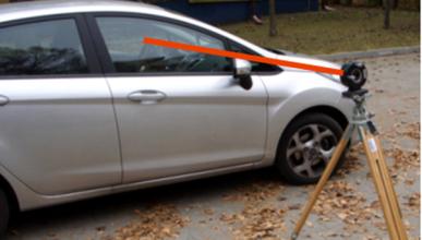 Crean un radar que detecta si hay alcohol en los coches