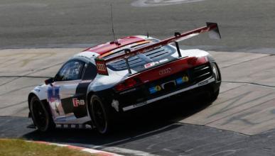 Audi también gana las 24 horas de Nürburgring 2014