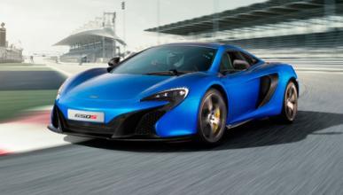 Planes de McLaren: P16 y un deportivo de cuatro plazas