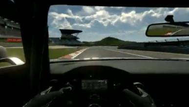 Vuelta rápida virtual al viejo Circuito de Nürburgring