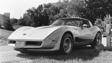Recupera su Corvette robado 33 años después